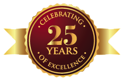Celebrating 25 Years of Excellence